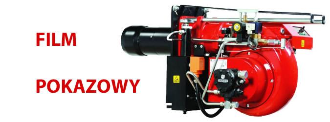 Palnik FNDP 150/2 o mocy ok. 2MW